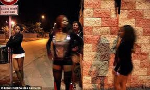 why women get involved in prostitution Prostitution is violence against women – let's refuse to be any part of it all  organisations  behind women getting involved in prostitution in a study carried  out in.