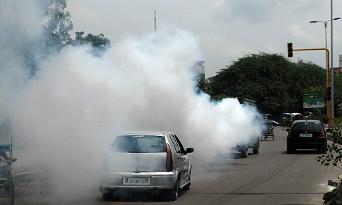 pollution and unemployment