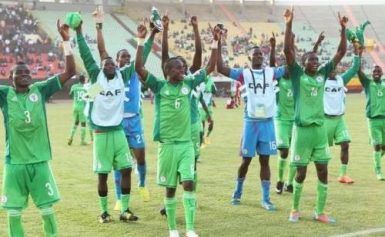 Flying Eagles Qualify To Knock Out Stage