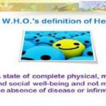 Defining illness,sickness and disease