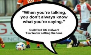 Hilarious And Funny Sport Quotes