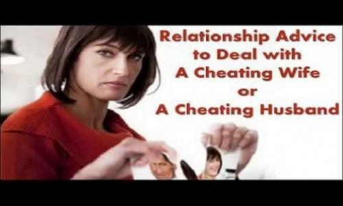 How to Handle a Cheating Spouse or Partner : 8 Steps