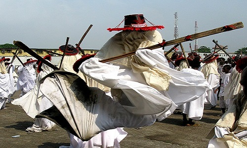 Masquerades in Igbo and Yoruba Cultures