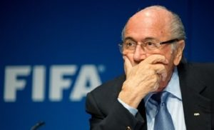 SEPP BLATTER: A TAINTED LEGACY