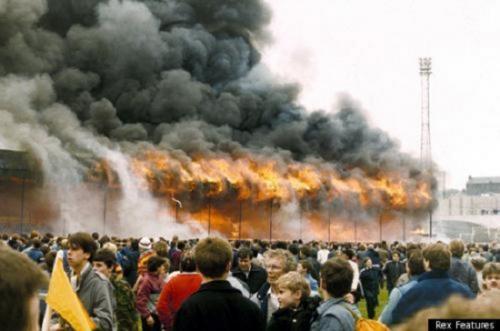 Past Sport Tragedies
