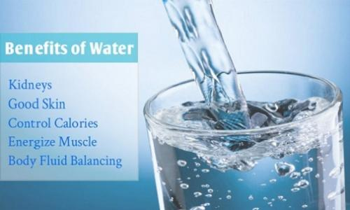 The Importance of Water to Your Health and Body