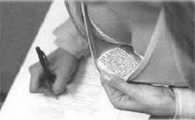 War Against Examination Malpractice