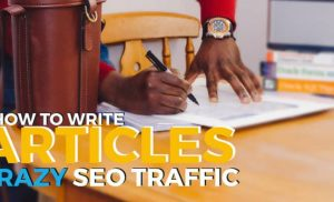 How to Write Articles or Content That Brings Visitors to Your Website/Blog