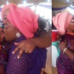 Two Women Seen Kissing Deeply at a Wedding in Akwa-Ibom